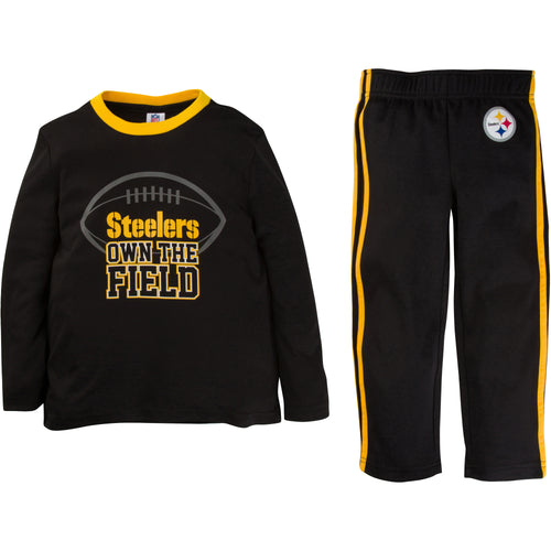 Steelers Toddler Outfit