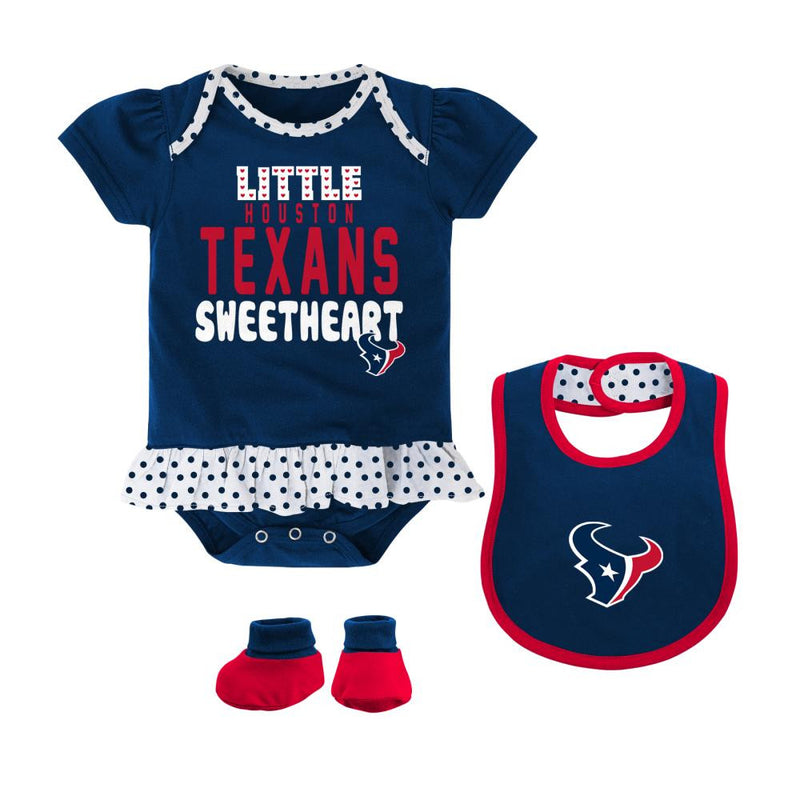 Houston Texans Little Sweetheart