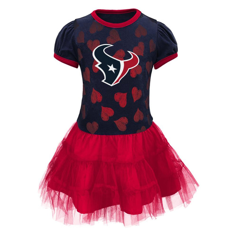 Texans Love to Dance Dress