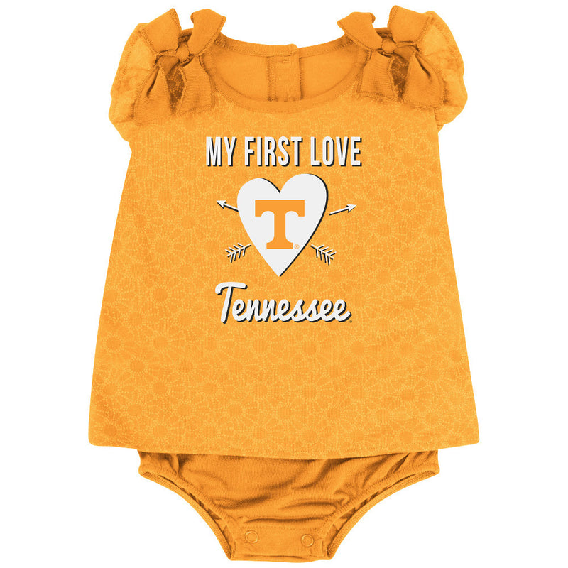 Vols Baby Girl My First Love Outfit