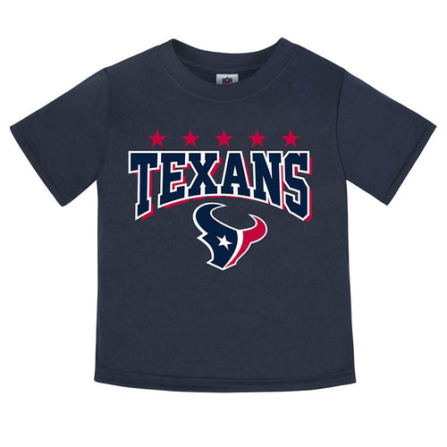 Texans Toddler Boy Short Sleeve Tee