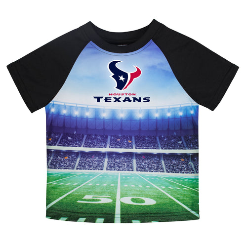 Texans Short Sleeve Stadium Tee