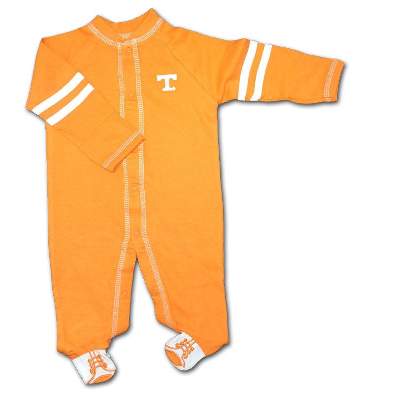 Tennessee Sports Shoe Baby Sleeper