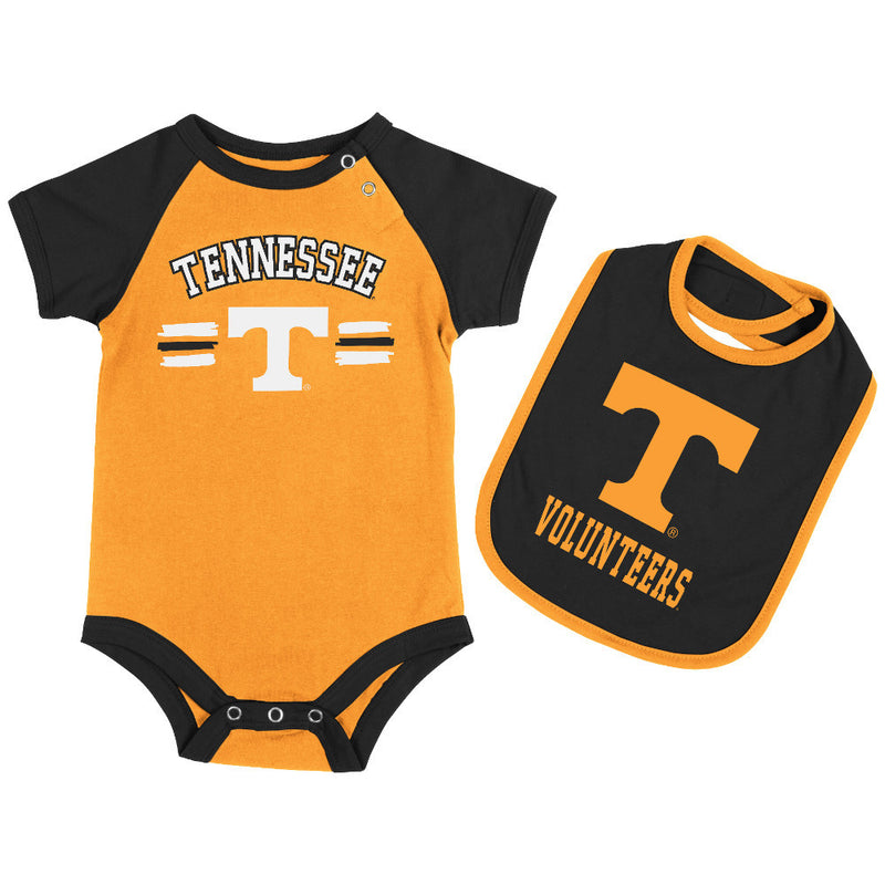Vols Baby Bodysuit with Bib