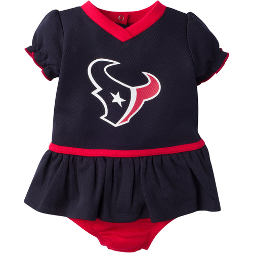 Texans Team Spirit Dress and Bloomers