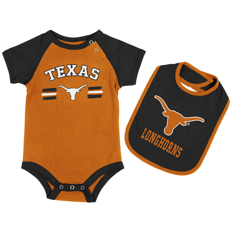 Longhorns Baby Outfit