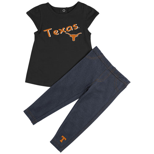 Texas Toddler Girl Outfit