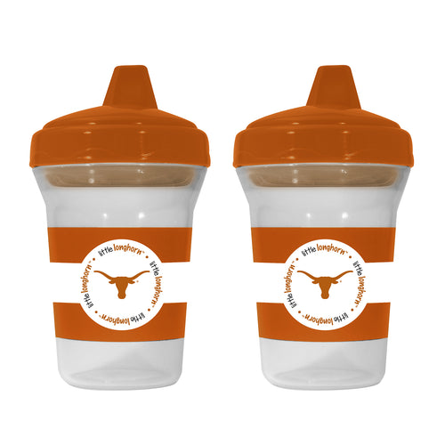 Texas Sippy Cups