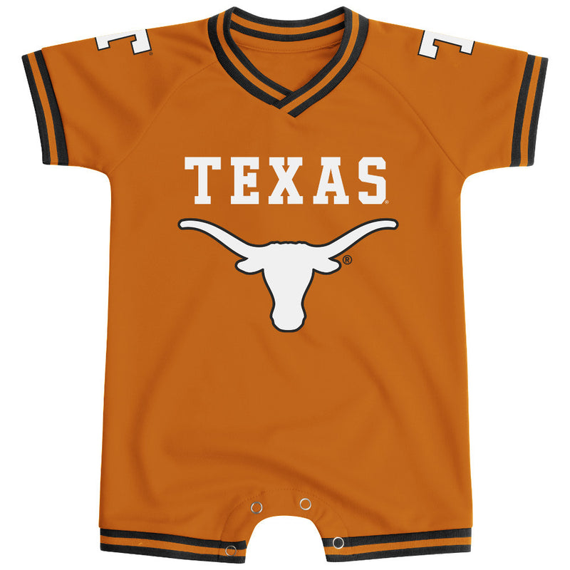 Texas Baby Super Fan Onesie