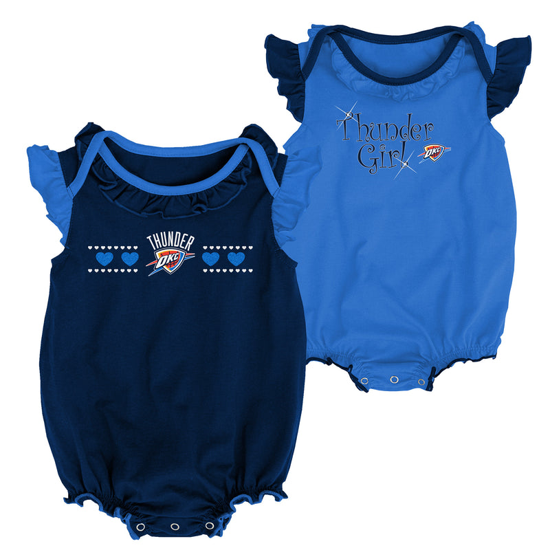 Thunder Baby Girl Duo Bodysuit Set
