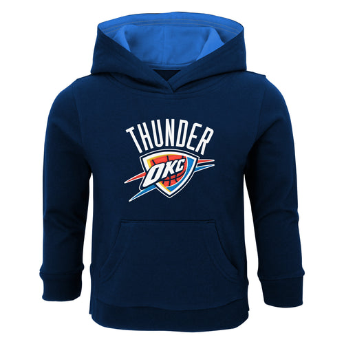 OKC Thunder Pullover Sweatshirt with Hood