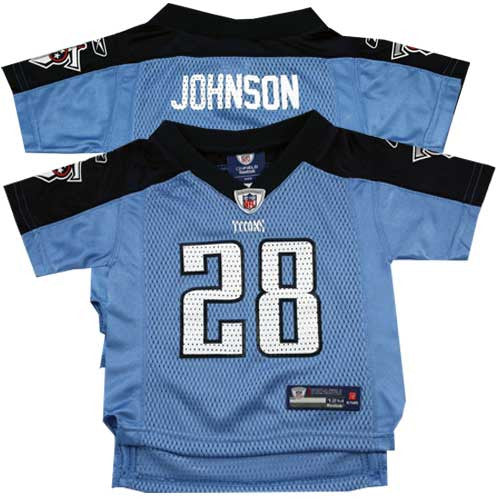 Chris Johnson Titans Jersey
