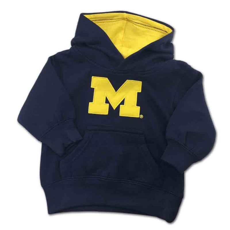 Michigan Hooded Fleece Sweatshirt