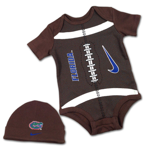 Florida Football Bodysuit & Cap