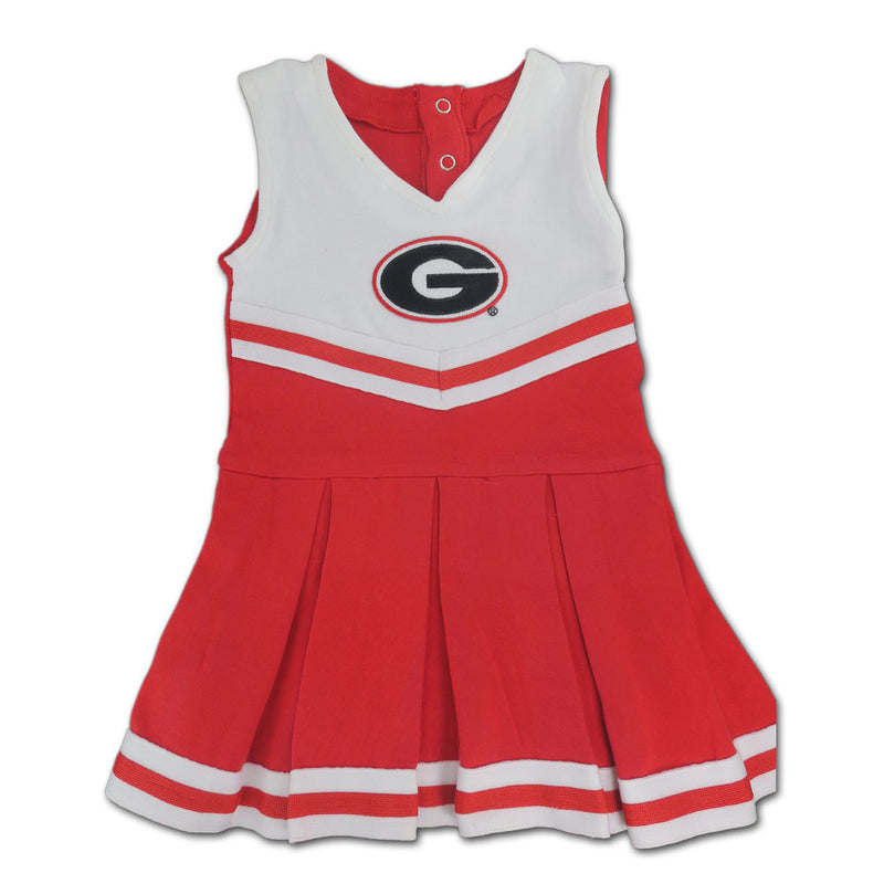 Georgia Infant Cotton Cheerleader Dress