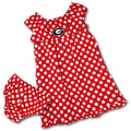 Georgia Polka Dot Sun Dress