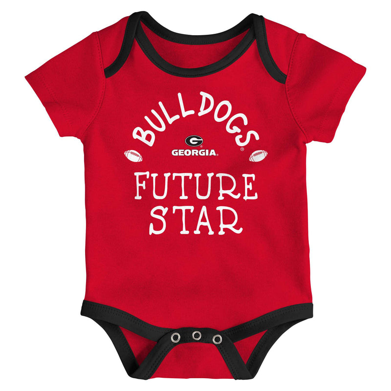 UGA Future Star Bodysuit