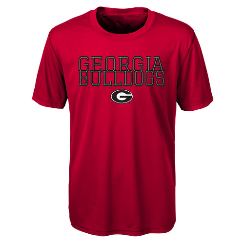 Georgia Performance T-Shirt  (Sizes 3T & 4T Left)