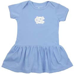 UNC Tar Heel Skirted Dress