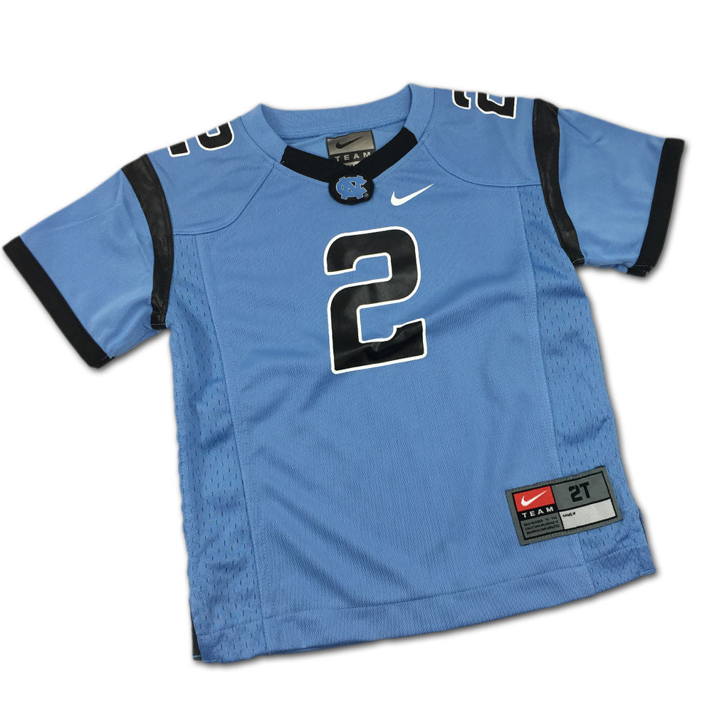 UNC Toddler Football Jersey for Kids
