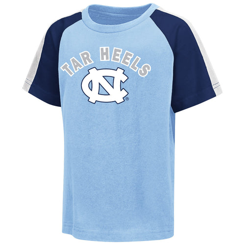North Carolina Short Sleeve Reflective Tee