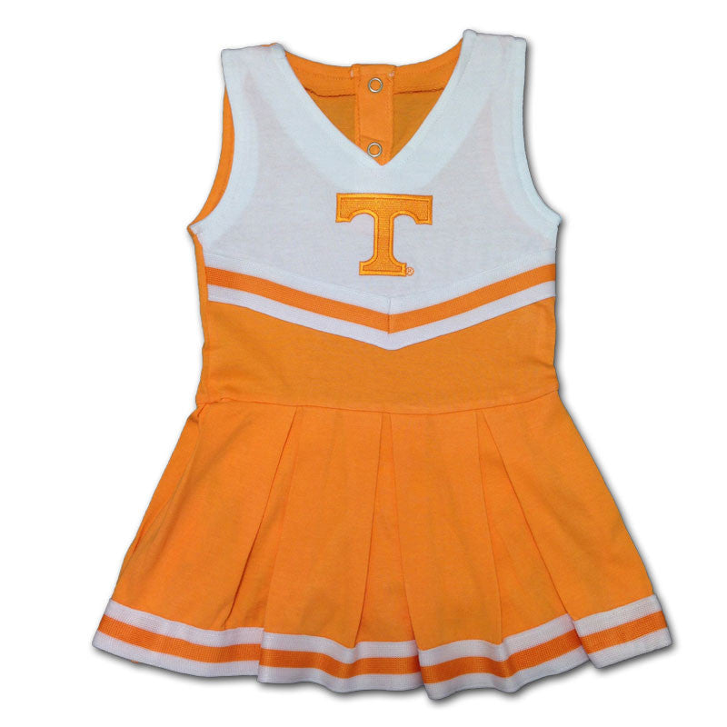 Tennessee Infant Cotton Cheerleader Dress