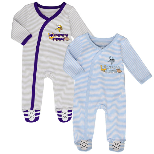 Vikings Classic Infant Gameday Coveralls