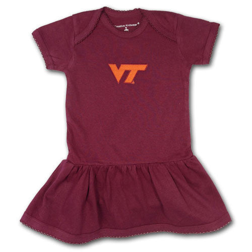 Virginia Tech Infant Dress