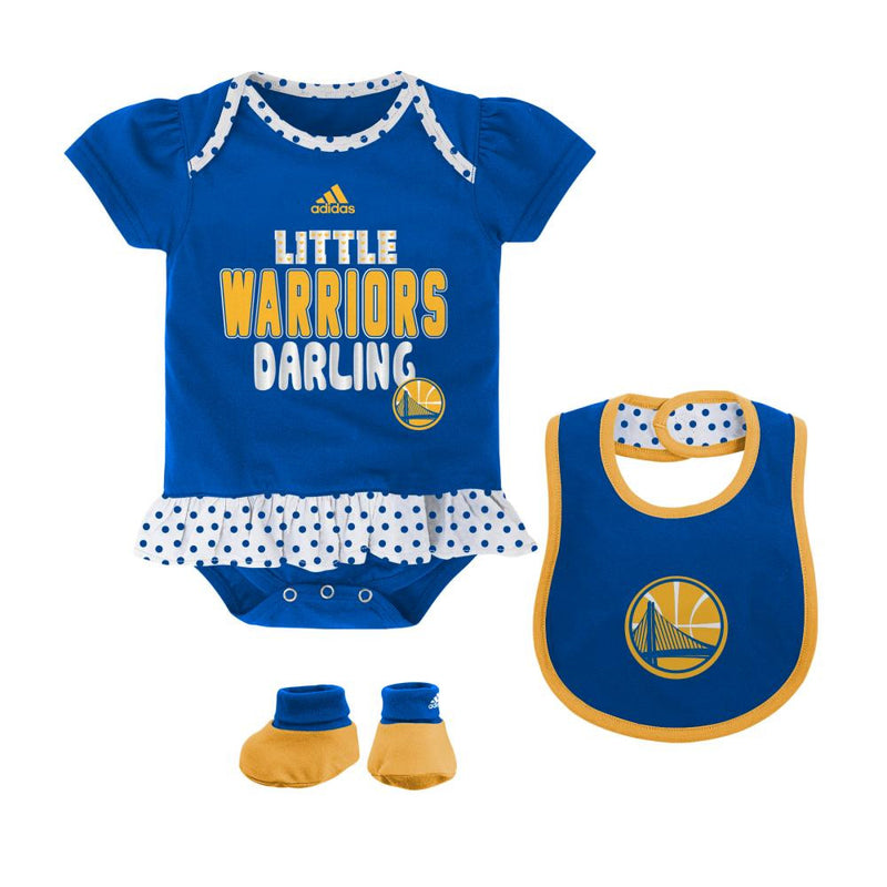 Warriors Sweetheart Outfit