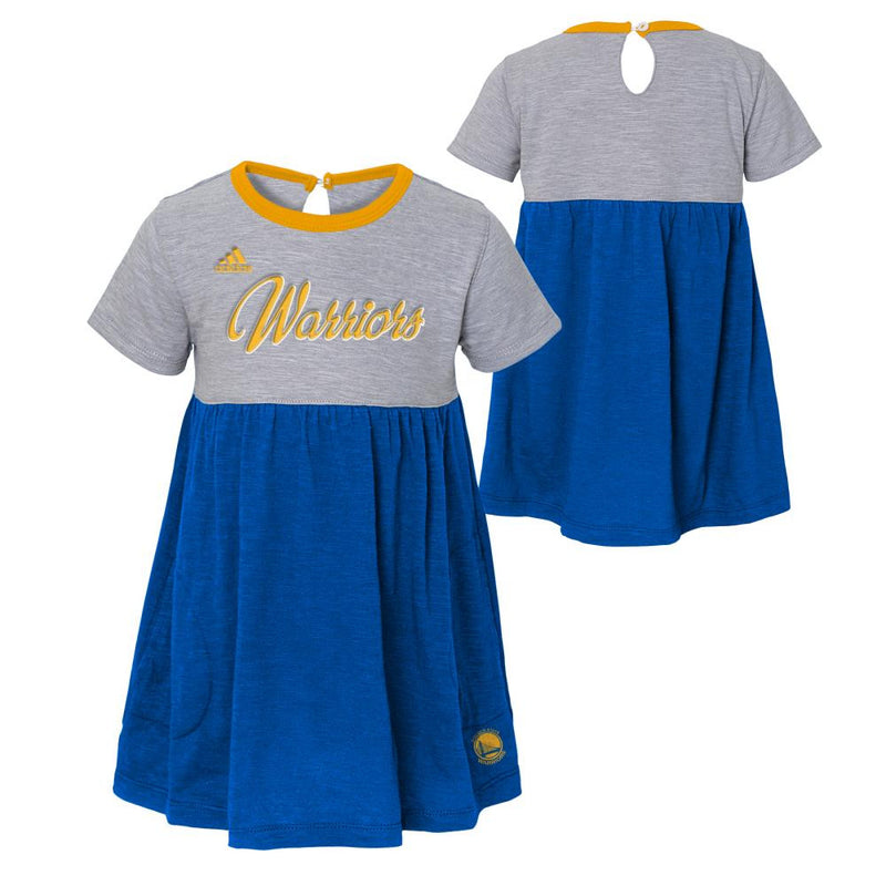 Golden State Warriors Baby Doll Dress