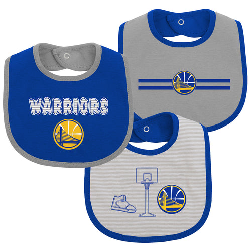 Golden State Warriors Cutie Bib Pack