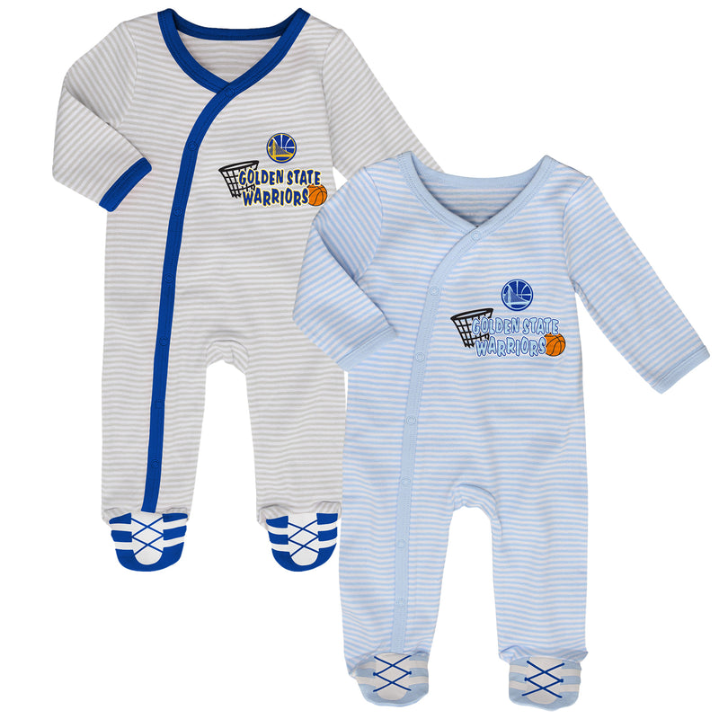 Warriors Classic Infant Gameday Coveralls