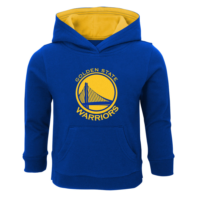 Warriors Pullover Sweatshirt with Hood