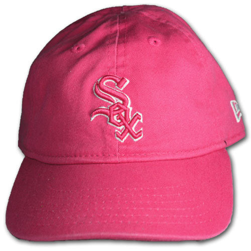 White Sox Pink Toddler Hat