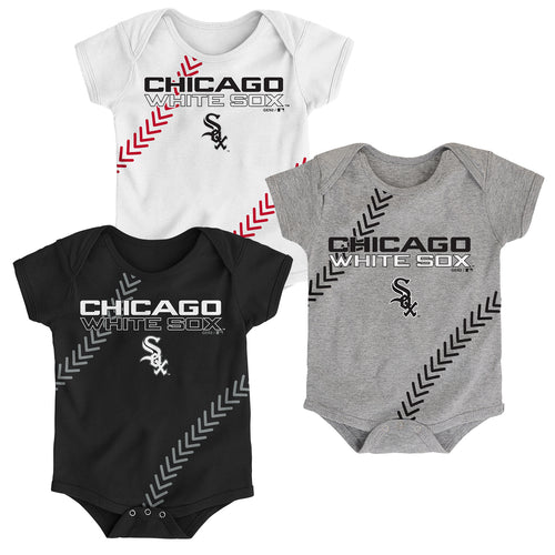 Chicago White Sox Baby Outfits