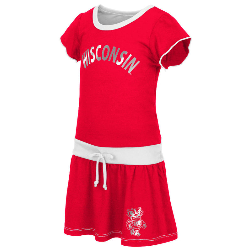 Wisconsin Toddler Dress