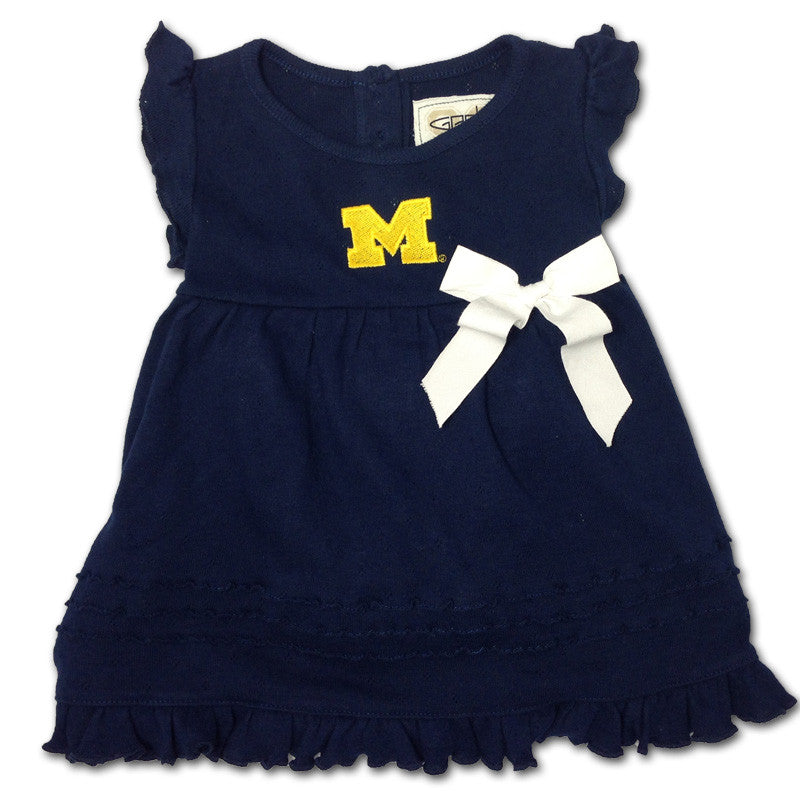 U of M Spirit Dress (2T Only)