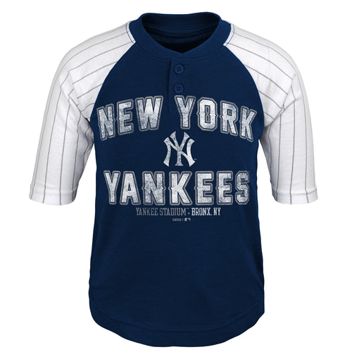 Yankees Boy Team Baseball Shirt