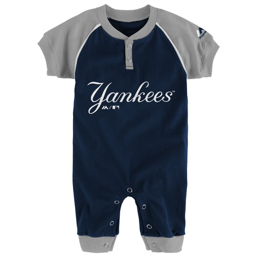 Yankees Baby Uniform Coverall