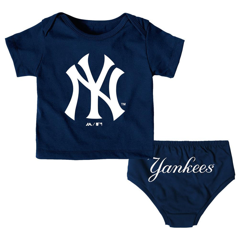 Yankees Newborn Uniform Outfit