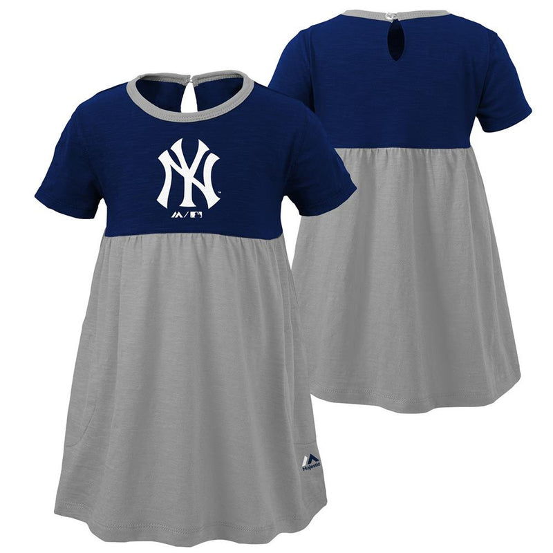 Yankees Baby Doll Dress