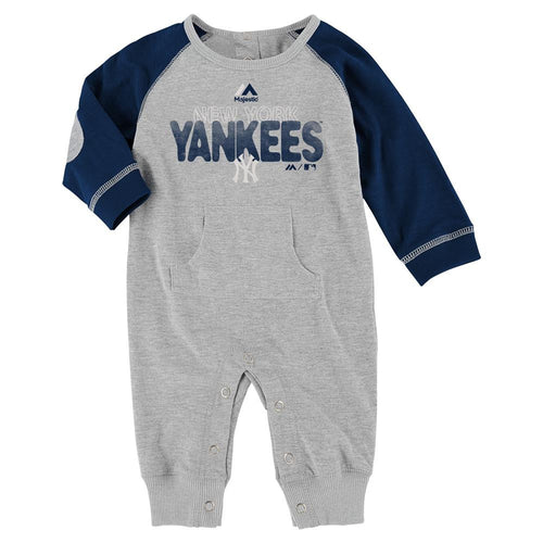 Yankees Little Slugger Romper