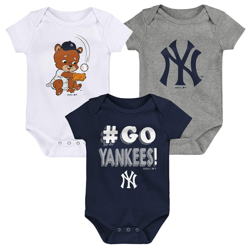 Yankees Born to Win 3 Piece Set