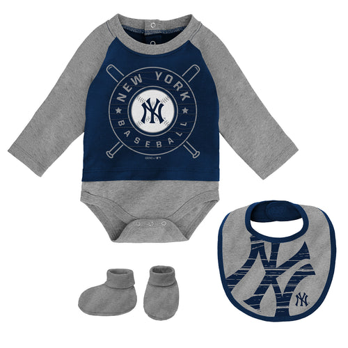 Yankees Baby Clothes  BabyFans.com – babyfans e2f12be50
