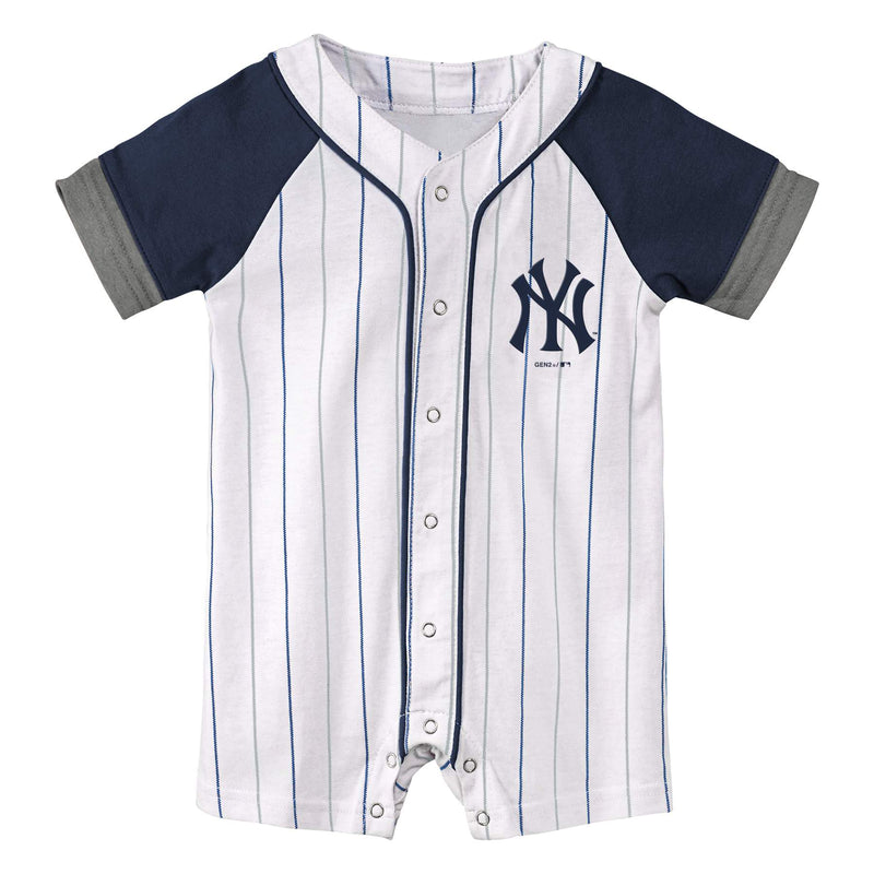 Yankees Little Slugger Coverall