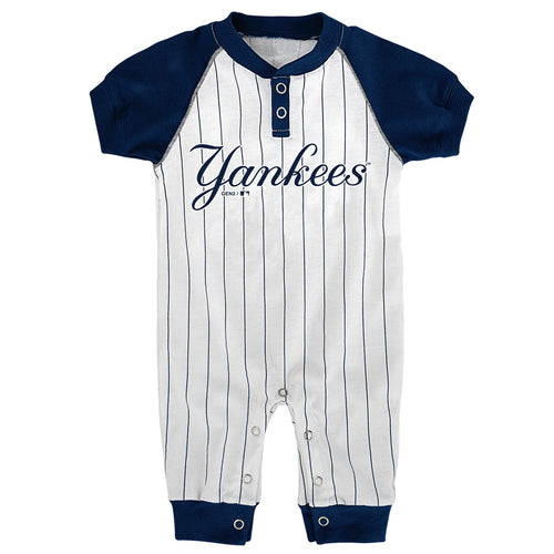 Yankees Baby Team Coverall