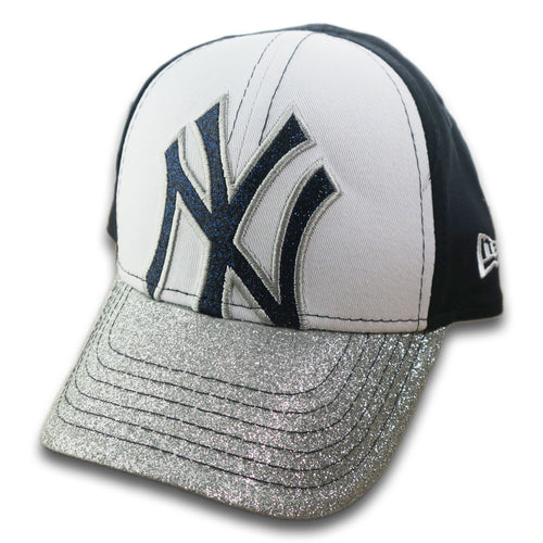Yankees Kid Shimmer Cap