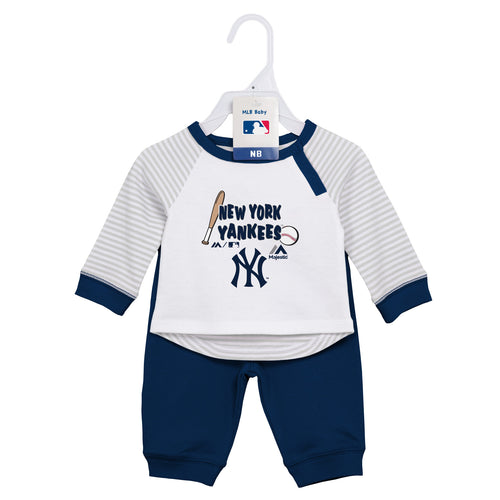 New York Yankees Scrimmage 2 Piece Set