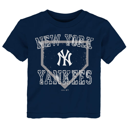 Yankees Fan Base Short Sleeve Tee