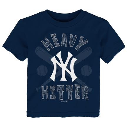 Yankees Heavy Hitter Short Sleeve Tee